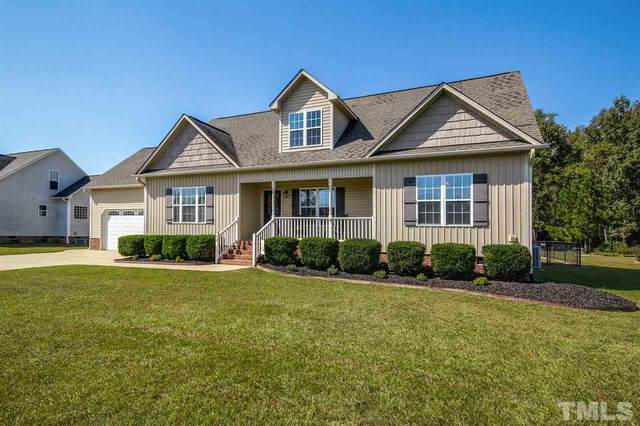 72 Long Grass Drive, Smithfield, NC 27577 (#2346651) :: Triangle Top Choice Realty, LLC