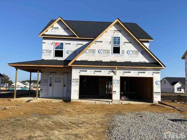 58 Butterfly Drive, Clayton, NC 27527 (#2346700) :: Marti Hampton Team brokered by eXp Realty