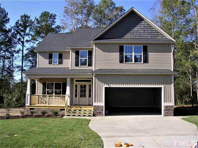180 Long Grass Drive #52, Smithfield, NC 27577 (#2346738) :: Triangle Top Choice Realty, LLC