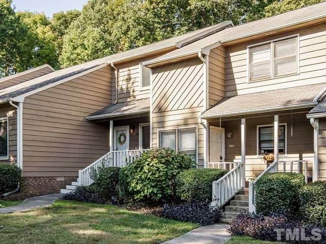 506 Applecross Drive, Cary, NC 27511 (#2346754) :: Bright Ideas Realty