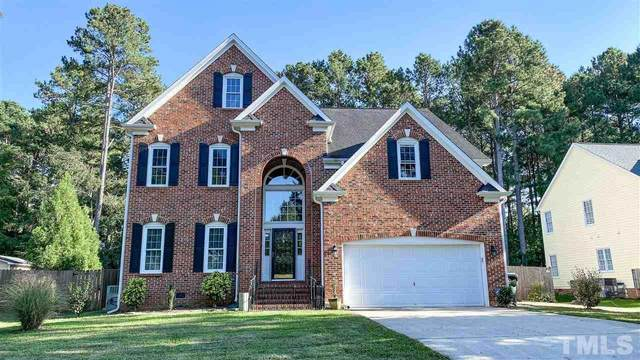 205 Mcnaughton Court, Garner, NC 27529 (#2346805) :: Realty World Signature Properties