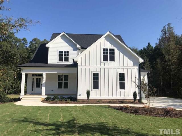 860 Cabin Creek #544, Pittsboro, NC 27312 (#2346831) :: Realty World Signature Properties