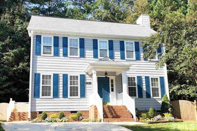 4633 Timberhurst Drive, Raleigh, NC 27612 (#2346921) :: Bright Ideas Realty