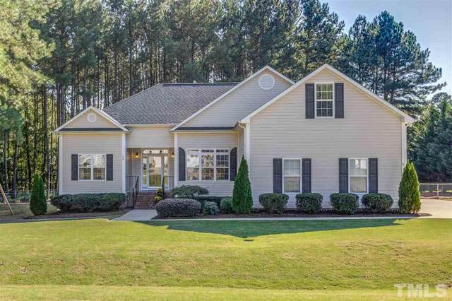 158 Jamison Drive, Raleigh, NC 27610 (#2346931) :: Realty World Signature Properties