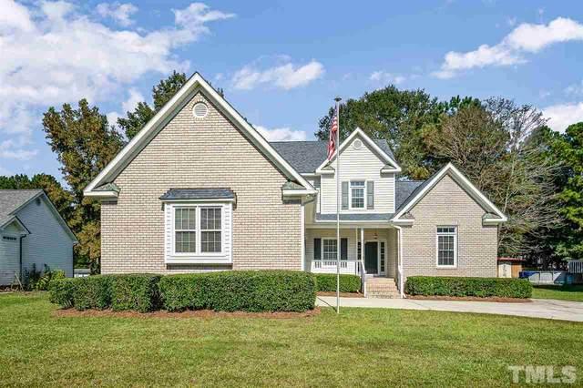 116 Heritage Drive, Smithfield, NC 27577 (#2346976) :: Realty World Signature Properties