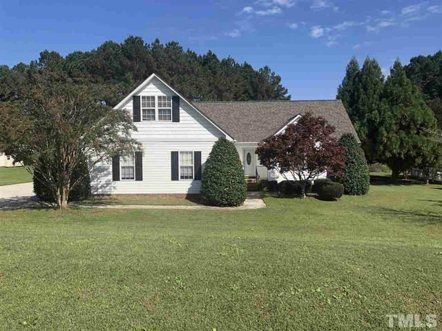 395 Tylerstone Drive, Fuquay Varina, NC 27526 (#2347119) :: Dogwood Properties