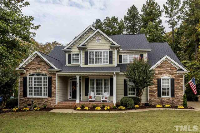 613 Charleston Drive, Clayton, NC 27527 (#2347132) :: M&J Realty Group
