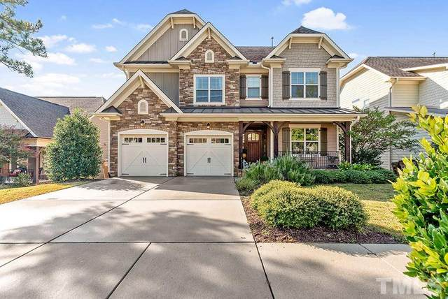 1112 Heritage Knoll Drive, Wake Forest, NC 27587 (#2347153) :: Realty World Signature Properties