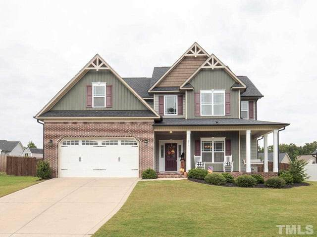 253 Neuse Landing Drive, Clayton, NC 27527 (#2347164) :: Bright Ideas Realty