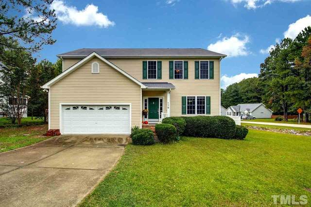 179 Holding Young Road, Youngsville, NC 27596 (#2347267) :: The Beth Hines Team