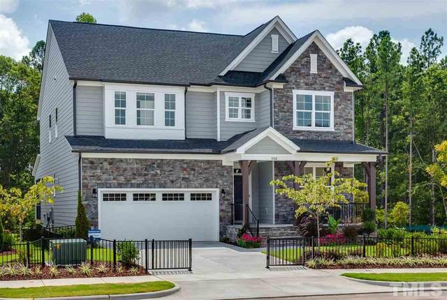 305 Golf Vista Trail #1309, Holly Springs, NC 27540 (#2347295) :: Realty World Signature Properties