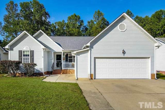 105 Wood Bend Court, Clayton, NC 27520 (#2347381) :: Bright Ideas Realty