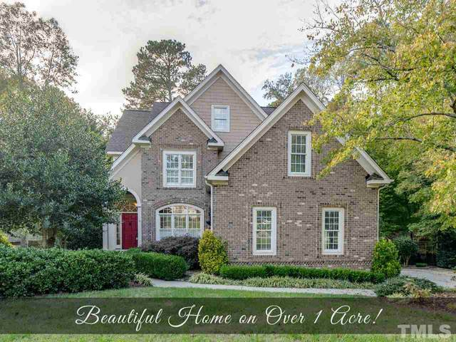 1097 Silverleaf Drive, Youngsville, NC 27596 (#2347387) :: Marti Hampton Team brokered by eXp Realty