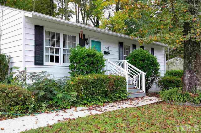 519 Morningside Drive, Cary, NC 27513 (#2347451) :: Raleigh Cary Realty