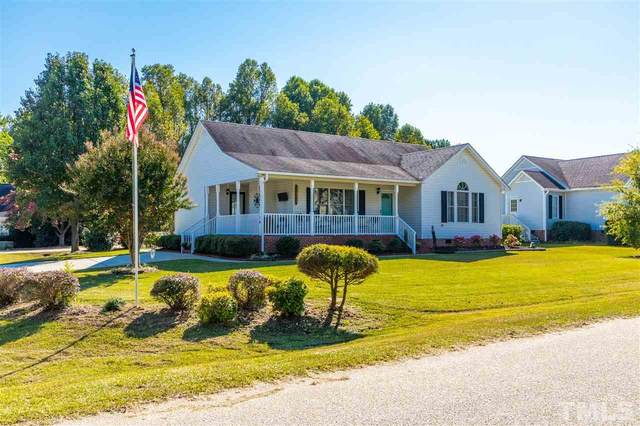 14 Silver Place, Angier, NC 27501 (#2347460) :: RE/MAX Real Estate Service