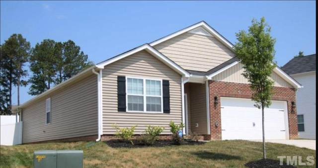206 Oakton Ridge Place, Garner, NC 27529 (#2347581) :: Bright Ideas Realty