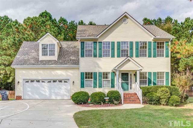 35 Longwood Drive, Youngsville, NC 27596 (#2347911) :: Dogwood Properties