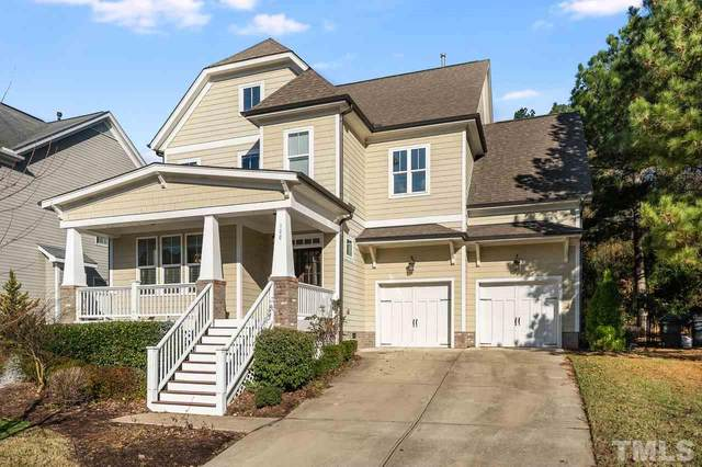 100 Edgepine Drive, Holly Springs, NC 27540 (#2347956) :: Real Estate By Design
