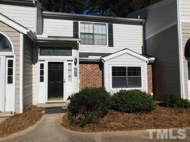 7703 Falcon Rest Circle #7703, Raleigh, NC 27615 (#2348032) :: Saye Triangle Realty