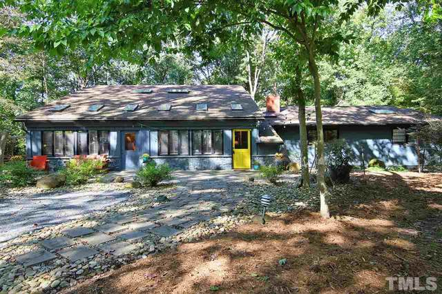 402 Ridgecrest Drive, Chapel Hill, NC 27514 (#2348073) :: Realty World Signature Properties
