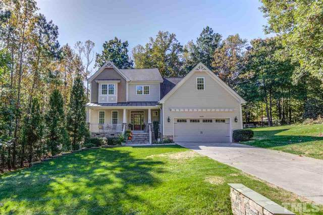 1109 Whitecroft Drive, Raleigh, NC 27603 (#2348126) :: Realty World Signature Properties