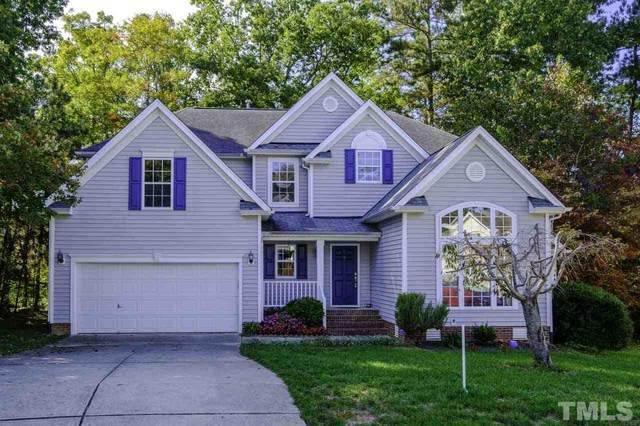103 Caitlin Court, Chapel Hill, NC 27516 (#2348384) :: Realty World Signature Properties