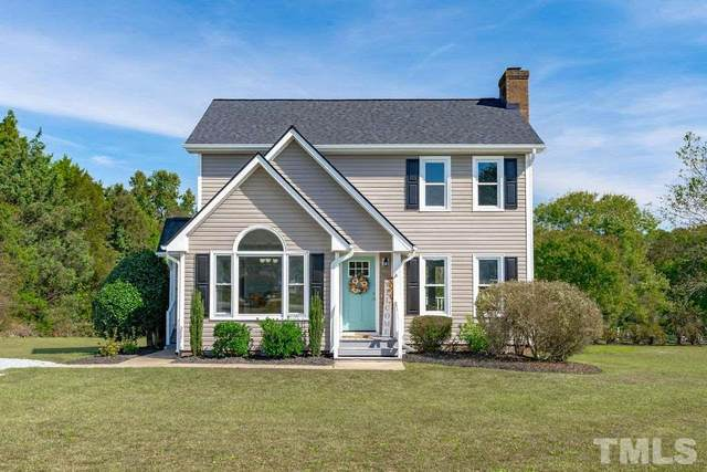 1005 Lake Path Road, Willow Spring(s), NC 27592 (#2348425) :: Realty World Signature Properties