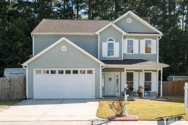 212 N Honey Springs Avenue, Fuquay Varina, NC 27526 (#2348446) :: Real Estate By Design