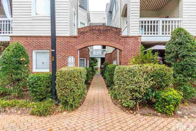 1001 Brighthurst Drive #305, Raleigh, NC 27605 (#2348485) :: Saye Triangle Realty