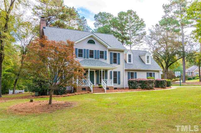 2009 Pope Court, Clayton, NC 27520 (#2348506) :: Dogwood Properties