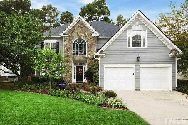 124 Wheatsbury Drive, Cary, NC 27513 (#2348557) :: The Beth Hines Team