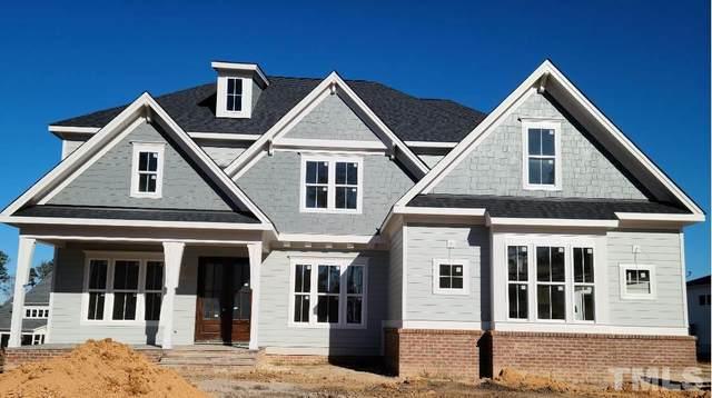 1843 Elderbank Drive, Apex, NC 27502 (#2348586) :: Sara Kate Homes