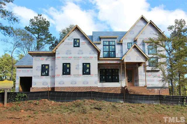 2901 Wexford Pond Way, Wake Forest, NC 27587 (#2348633) :: Bright Ideas Realty