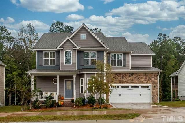304 Hawkesburg Drive, Clayton, NC 27527 (#2348648) :: The Beth Hines Team
