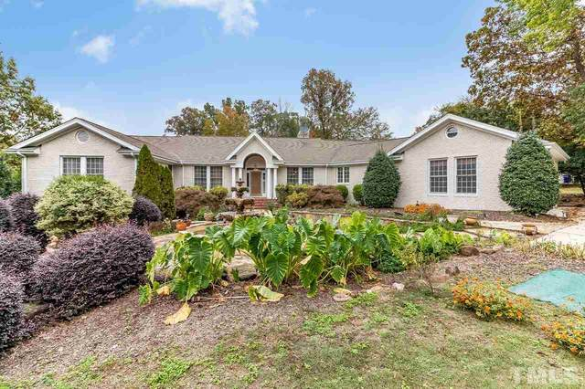 101 Sheffield Circle, Chapel Hill, NC 27517 (#2348682) :: Triangle Top Choice Realty, LLC