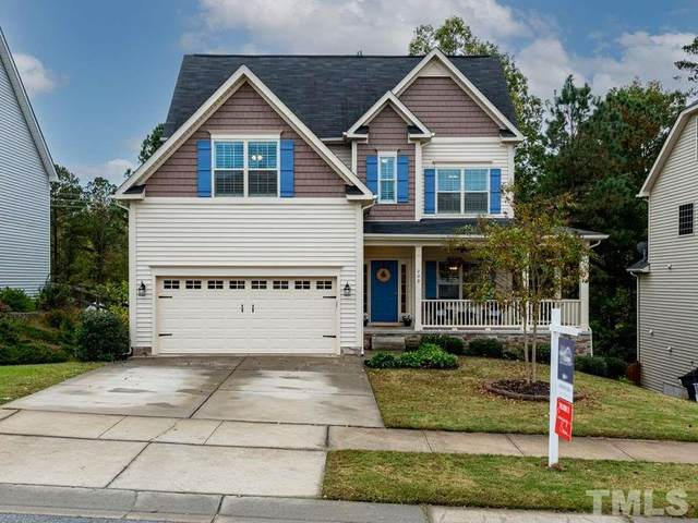 209 Sweet Violet Drive, Holly Springs, NC 27540 (#2348842) :: Bright Ideas Realty