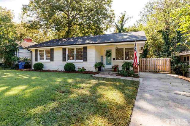728 E Whitaker Mill Road, Raleigh, NC 27608 (MLS #2348910) :: On Point Realty