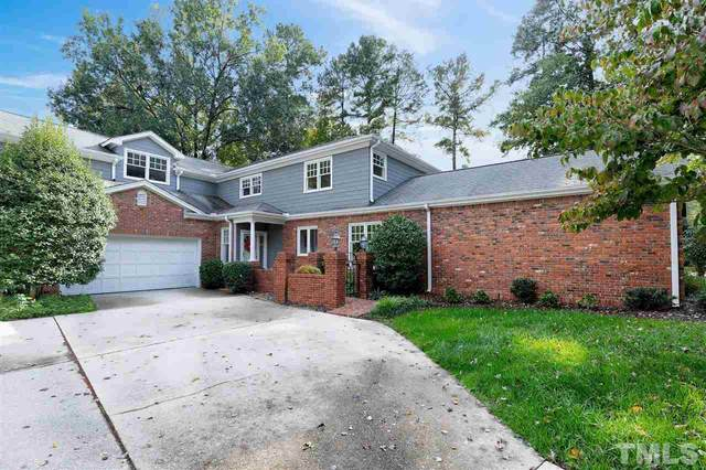 107 Greensview Drive, Cary, NC 27518 (#2348935) :: Classic Carolina Realty
