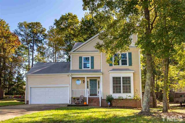 9504 Bells Valley Drive, Raleigh, NC 27617 (#2348959) :: The Beth Hines Team