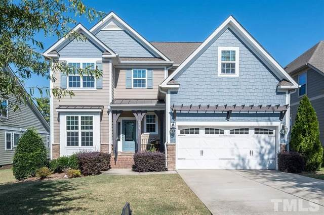 304 Silver Bluff Street, Holly Springs, NC 27540 (#2349000) :: The Beth Hines Team