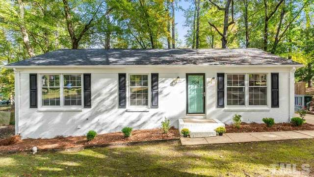 904 Northclift Drive, Raleigh, NC 27609 (#2349008) :: Bright Ideas Realty