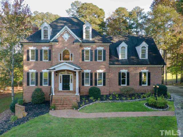 4840 Sunset Forest Circle, Holly Springs, NC 27540 (#2349107) :: Classic Carolina Realty