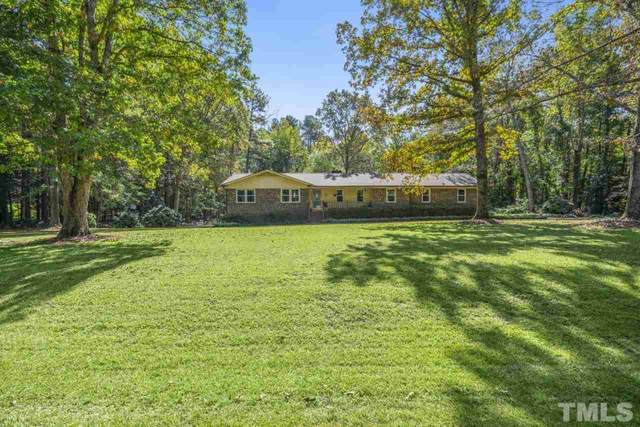 132 Winchester Drive, Wendell, NC 27591 (#2349152) :: Classic Carolina Realty