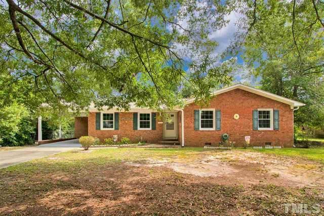 1507 Darvel Avenue, Fayetteville, NC 28304 (#2349166) :: Sara Kate Homes
