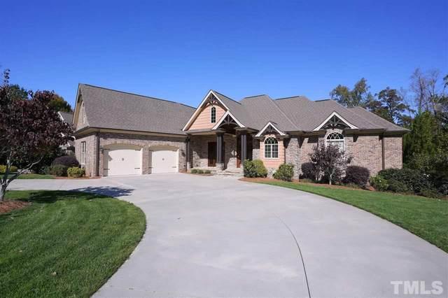 1311 Dunleigh Drive, Burlington, NC 27215 (#2349175) :: Dogwood Properties