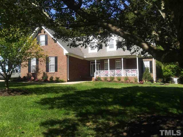 15 Jimmys Pond Drive, Youngsville, NC 27596 (#2349225) :: Classic Carolina Realty