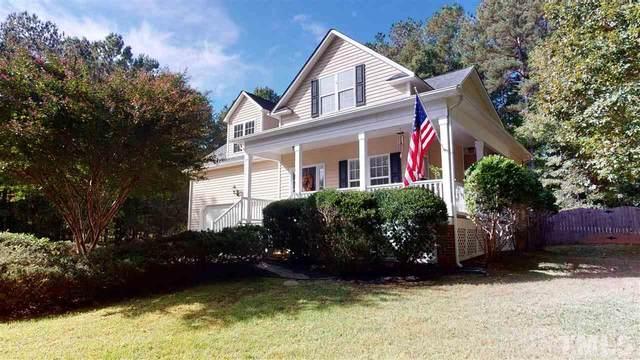 251 Galaxy Drive, Garner, NC 27529 (#2349231) :: RE/MAX Real Estate Service