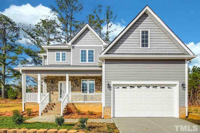 801 Trinity Park Drive, Wake Forest, NC 27587 (MLS #2349285) :: On Point Realty