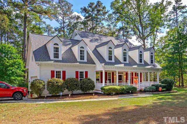 2321 Beaver Oaks Court, Raleigh, NC 27606 (#2349312) :: Real Estate By Design