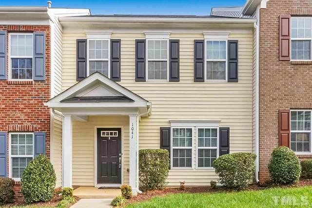 1041 Ileagnes Road, Raleigh, NC 27603 (#2349335) :: Realty World Signature Properties